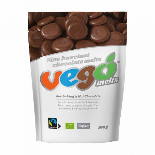 Vego Fine Hazelnut Chocolate Melts