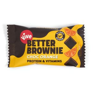 Vive Natural Protein Snack Bar - Salted Caramel
