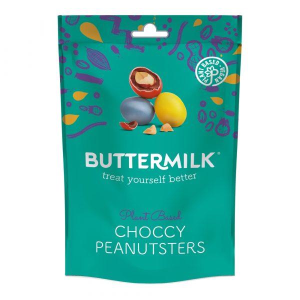 Buttermilk Choccy Peanutsters