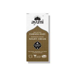 Ayumi Fairness Daily Intensive Facial Night Cream