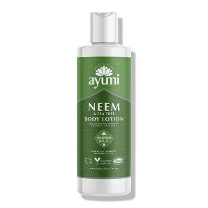 Ayumi Neem & Tea Tree Body Lotion