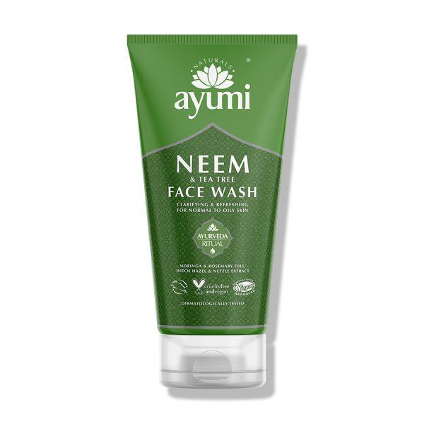 Ayumi Neem & Tea Tree Face Wash