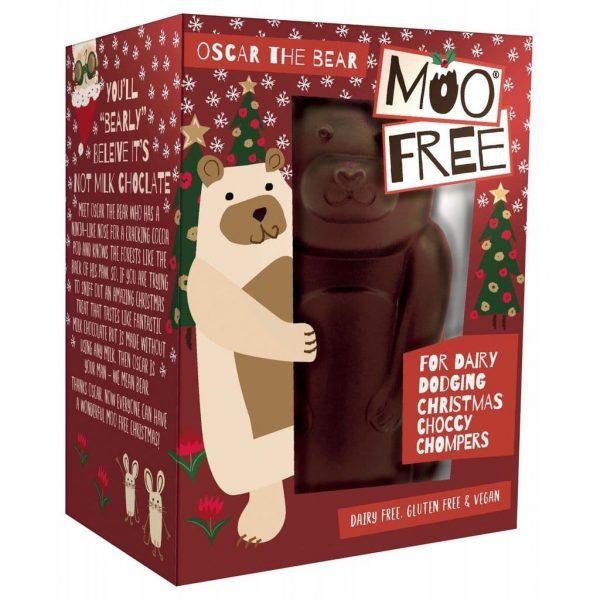 Moo Free Oscar the Bear