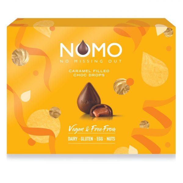 NOMO Caramel Chocolate Drops