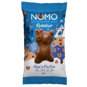 NOMO Cookie Dough Reindeer